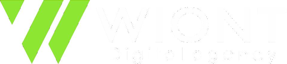Логотип Digital-агентства WIONT