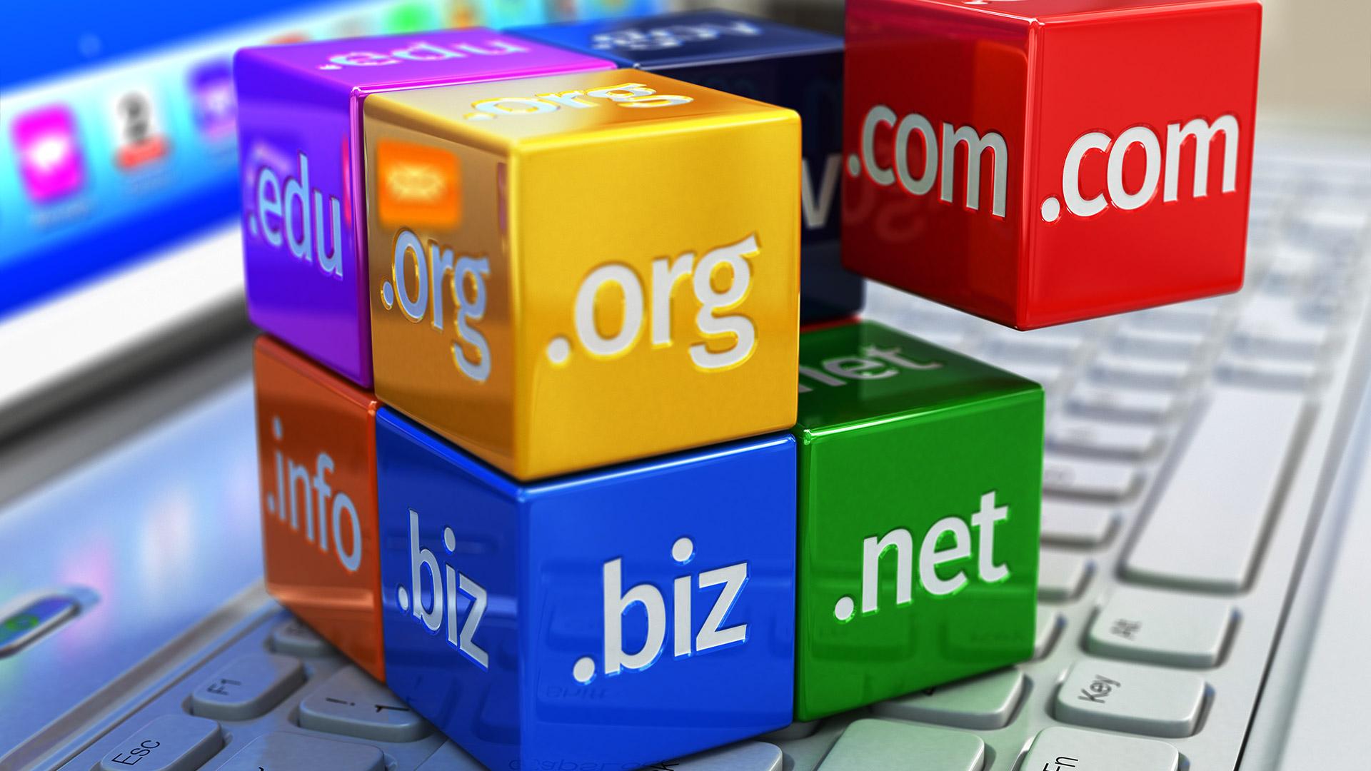 Квадратные домены