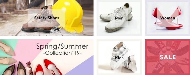Обувь для взрослых и детей. Большой выбор.